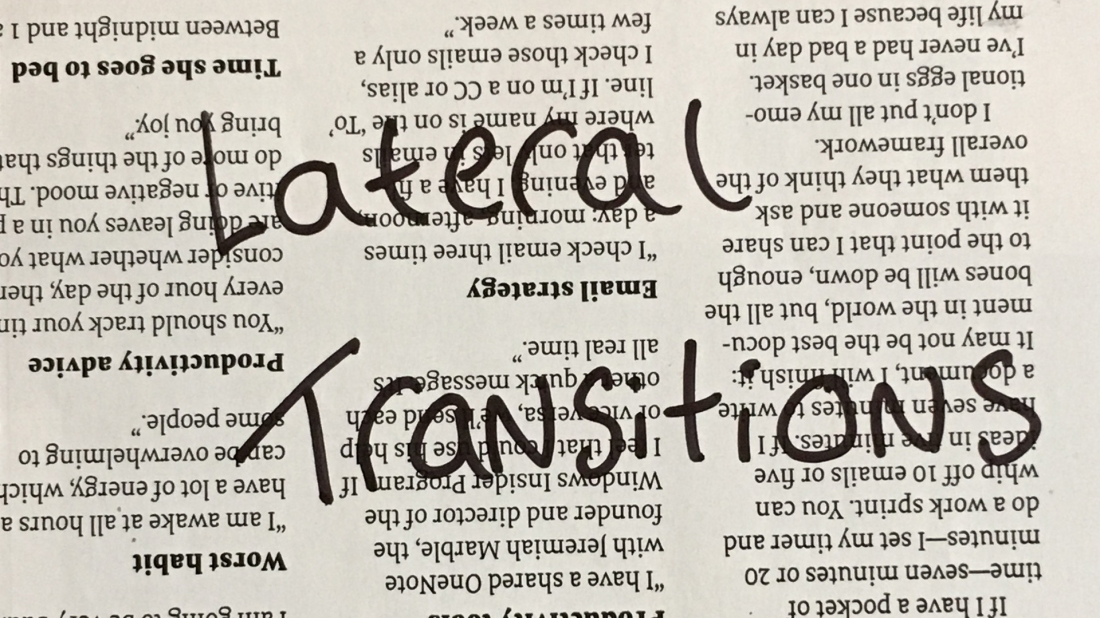 Lateral Transitions